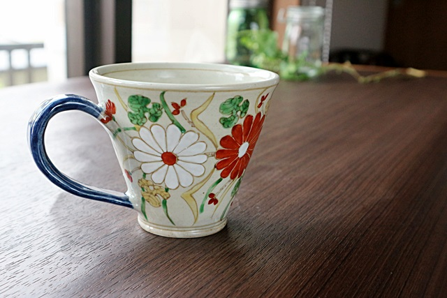 濱田高滋 マグカップ 陶器