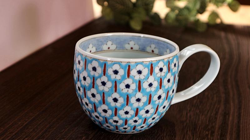 トルコ鍋島 マグカップ