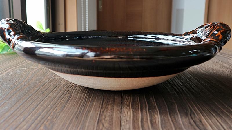 黒鍋 土楽 土鍋