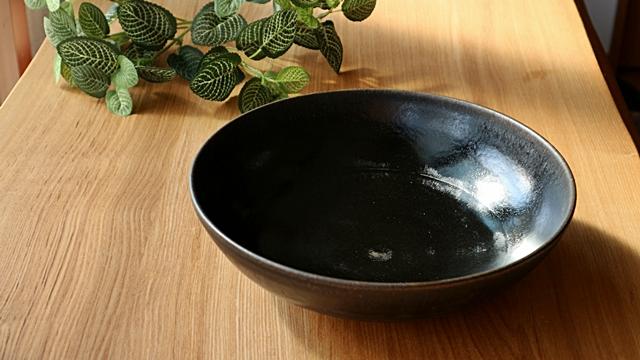 大鉢 サラダボール 黒