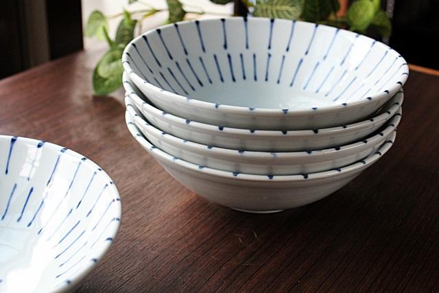 九谷青窯 6寸鉢